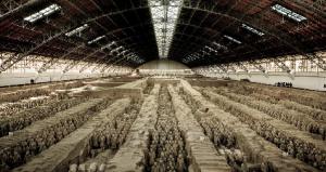 Armée de terre cuite à Xian