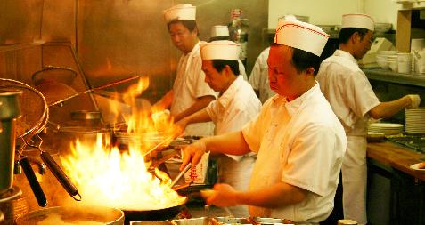 Cuisine chinoise du Shaanxi