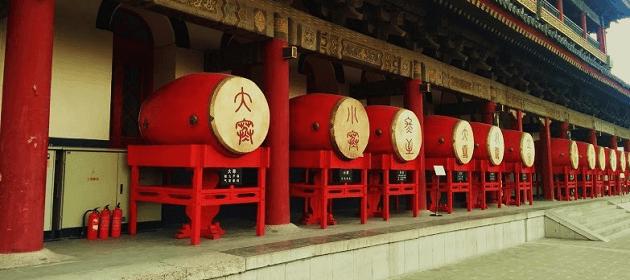 La tour aux tambours