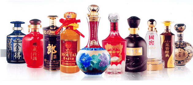 Le Baijiu – 白酒