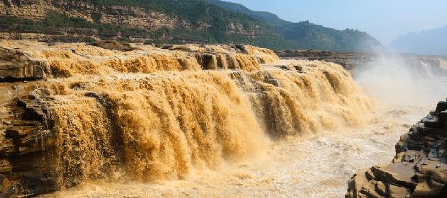 Les chutes de Hukou