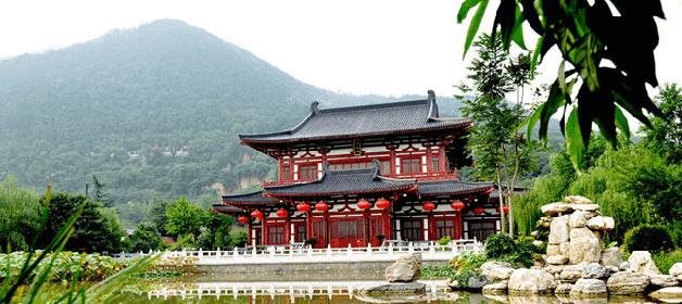 Les sources d'eau chaude de Huaqing