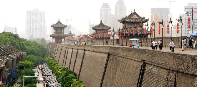 Meilleure période pour visiter Xi'an